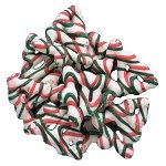 Frosted Mini Pretzel Christmas Trees - 10lbs