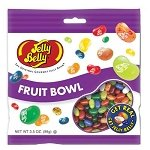 Fruit Bowl Mix Beananza Peg Bag  - 12ct