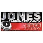 Jones Carbonated Candy Fufu Berry - 8ct