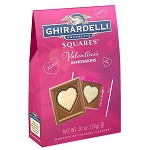 Ghirardelli Mini Mixed Chocolate Squares - 24ct