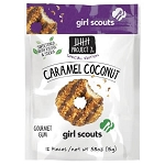 Girl Scouts Caramel Coconut Sugar-Free Gum - 12ct