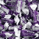 Grape Tootsie Roll Frooties - 360ct bag