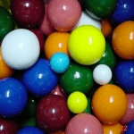Mega Mouth 2 Inch Gumballs - 138ct