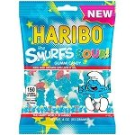Sour Smurfs Gummy Peg Bags - 12ct