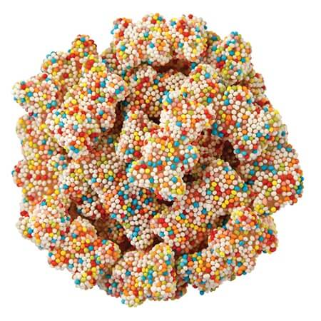 Gummy Crispy Crunch Bears Gummy Bears Nonpareil Sprinkles
