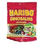 Gummy Dinosaurs Bag - 12ct