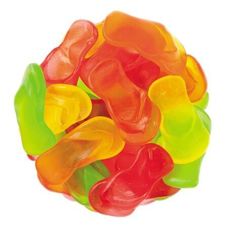 Gummy FLIP FLOPS - 6.6lbs
