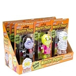 Halloween Monster Poopers - 8ct