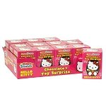 Hello Kitty Chocolate & Toy Surprise - 12ct