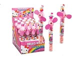 Hello Kitty Fan Display  - 12ct