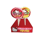 Hello Kitty Twirl Pops - 3oz - 18ct
