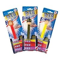 Heroes PEZ Blister Packs - 6ct