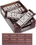 Hershey Milk Chocolate Candy Bar - 36ct