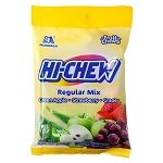 Hi-Chew Regular Assortment Peg Bag - 6ct
