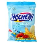Hi-Chew Tropical Assortment Peg Bag - 6ct