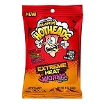 Hotheads Extreme Heat Worms Peg Bag - 12ct