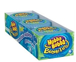 Bubble Tape - Sour Blue Raspberry  - 12ct