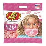 Jelly Belly Bubblegum Jelly Beans Peg Bag - 12ct
