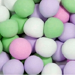 Jelly Belly Chocolate Pastel Dutch Mints - 10lbs