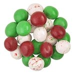 Jelly Belly Christmas Chocolate Malt Balls - 10lb
