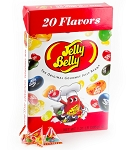 Jelly Belly Jumbo 20 Flavor Box -6ct
