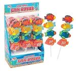 Jelly Candy Fish Kabobs  - 12ct