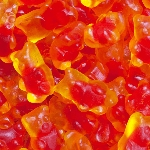 Jelly Filled Gummy Bears - 26.4lbs