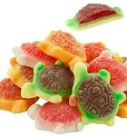 Gummi Turtles - Jelly Filled - 2.2lbs