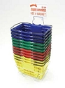 Jumbo Shopping Baskets - 12ct