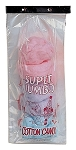 Jumbo Cotton Candy Bags - 500ct