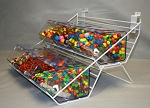 Jumbo Mini Bin Rack - Rack Only
