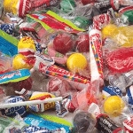 Kiddie Mix Wrapped Candy - 10lbs