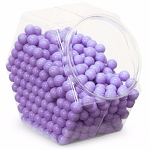 Single Color Sixlets - Lavender - 12lbs