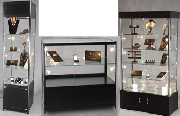 Lighted Store Displays