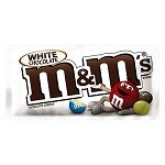 M&M White Chocolate - 24ct