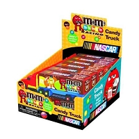 M&M Chocolate Nascar Truck - 12ct