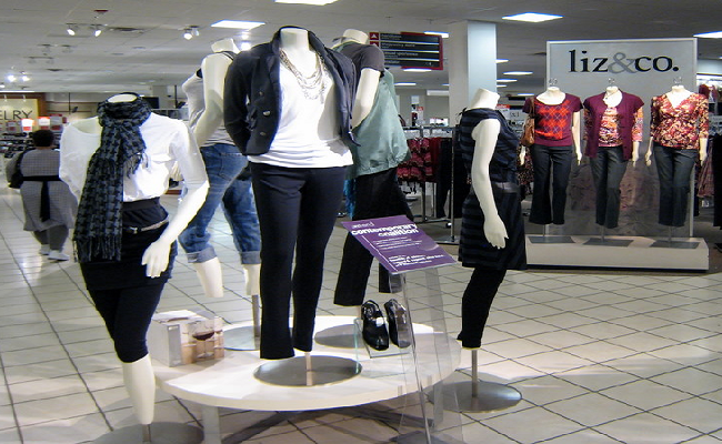 Mannequins Fashion Forms Garment Display Floor Display