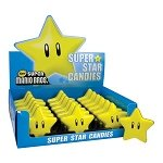 Mario Bros Super Sour Stars - 18ct