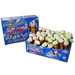 Marshmallow Cones Individually Wrapped - 24ct