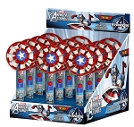 Marvel Avengers Candy Shield Fan  - 12ct