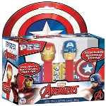 Marvel Avengers Twin Pez Pack  - 12ct