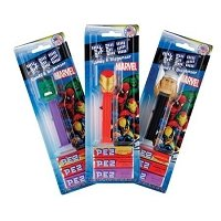 Marvel Heroes PEZ Blister Packs - 6ct