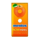 Mentos Now Orange Mints - 12ct