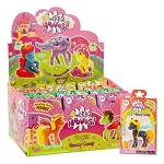 Merry Hooves Ponies And Gummy Surprise - 12ct