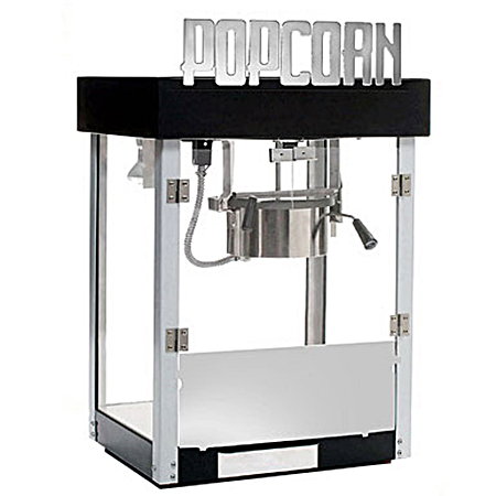 Metropolitan Popcorn Machine- 4 Ounce Kettle