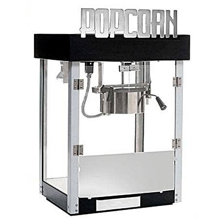 Metropolitan Popcorn Machine - 6 Ounce Kettle
