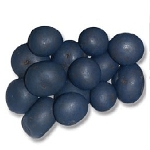 Milk Chocolate Dried Blueberries - 25lbs