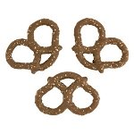 Milk Chocolate Sea Salt Pretzels - 7lbs