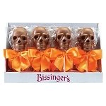 Milk Chocolate Skull Pops - 20ct
