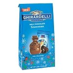 Milk Chocolate Snowman Bag - 12ct